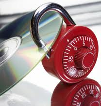 CD lock